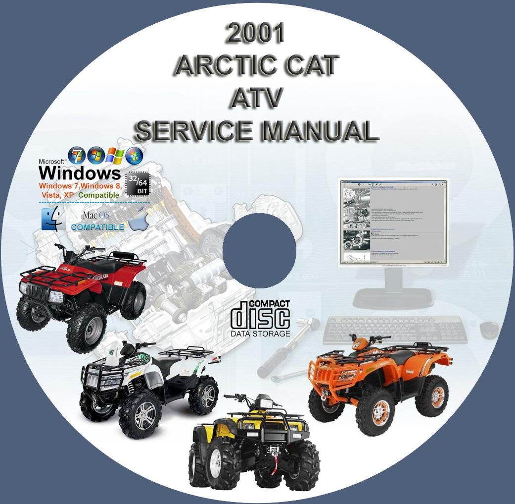 Arctic Cat Repair Diagrams : arctic cat atv service repair manuals 2001 on cd 01 www ~ A.2002-acura-tl-radio.info Haus und Dekorationen