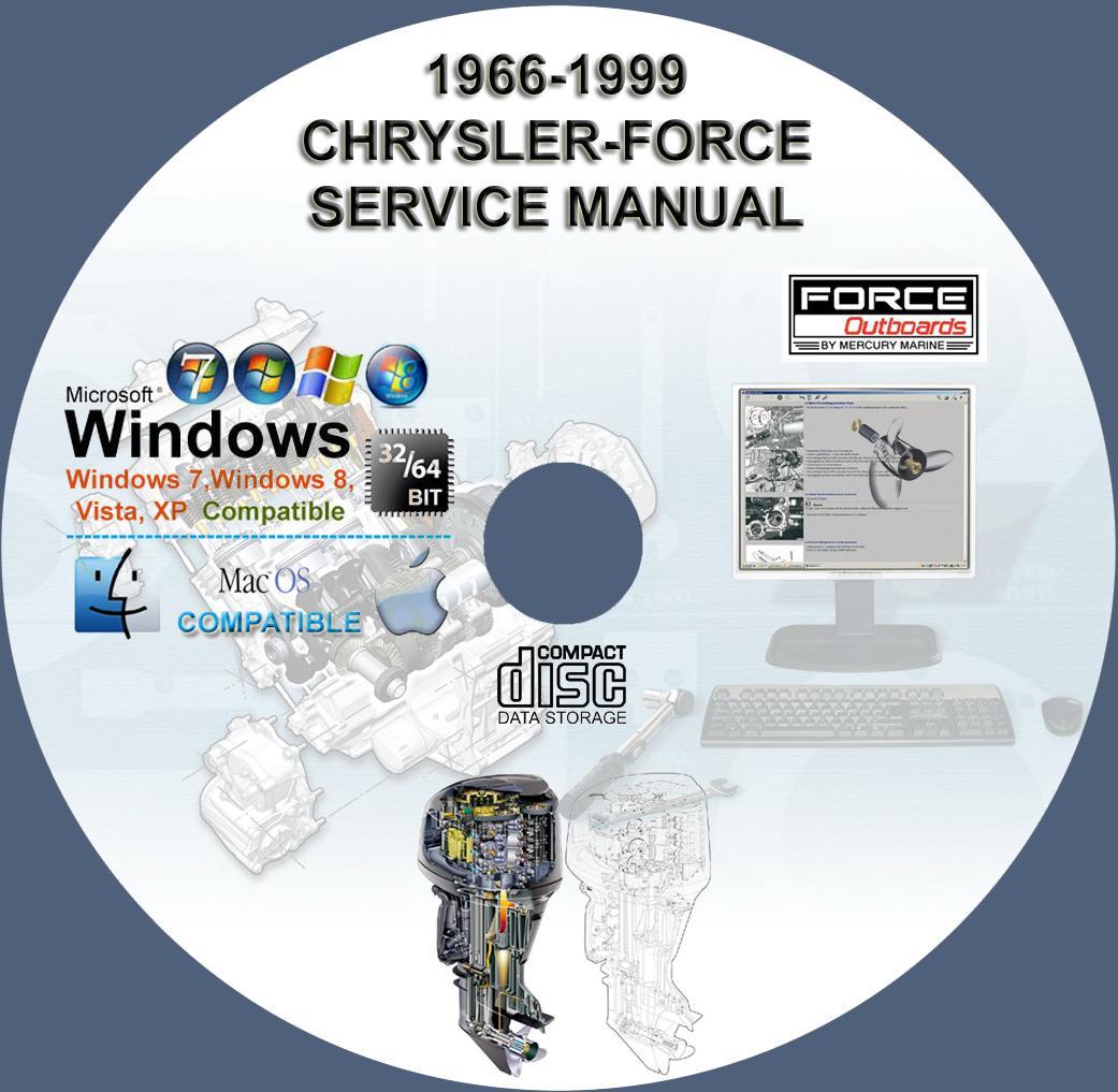 force outboard repair manual pdf