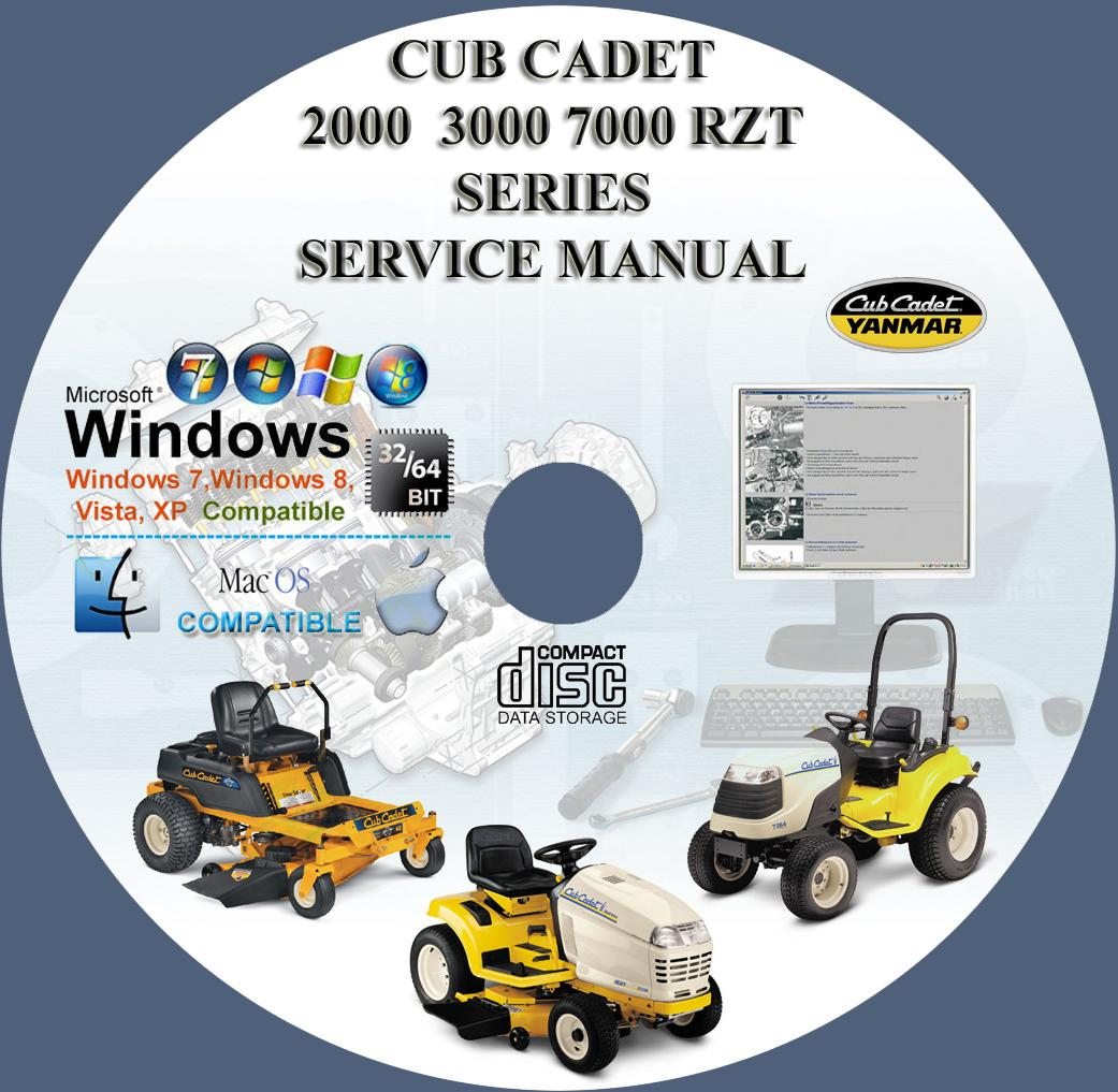 Cub Cadet 3165 Wiring Diagram 29 Images 2000 Series Dvd 0itok1aglwdir 3000 7000 Rzt Tractors Mowers Service