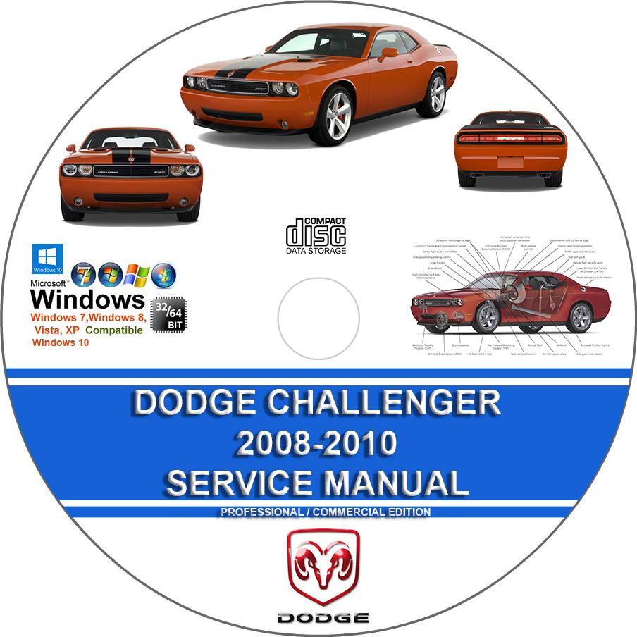 Dodge Challenger 2009 Manual Guide