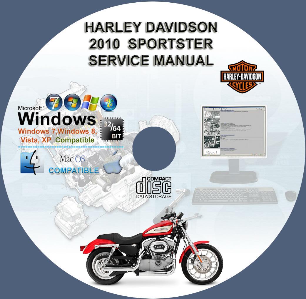 Service manual sportster 883