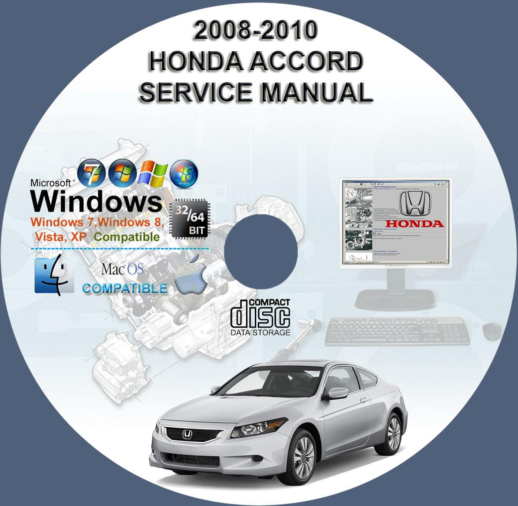 Honda 2010 Accord Sedan Owner s Manual