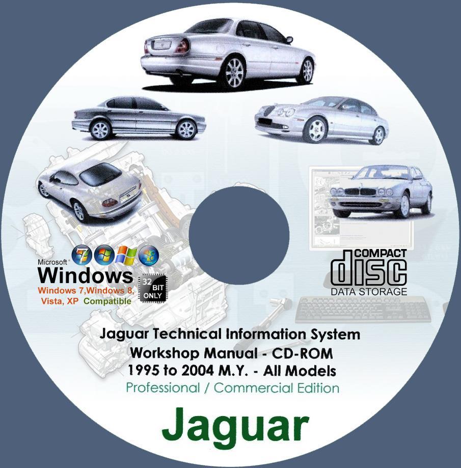 JAGUAR X-Type 2001 2002 2003 2004 WORKSHOP MANUAL, SERVICE REPAIR ...