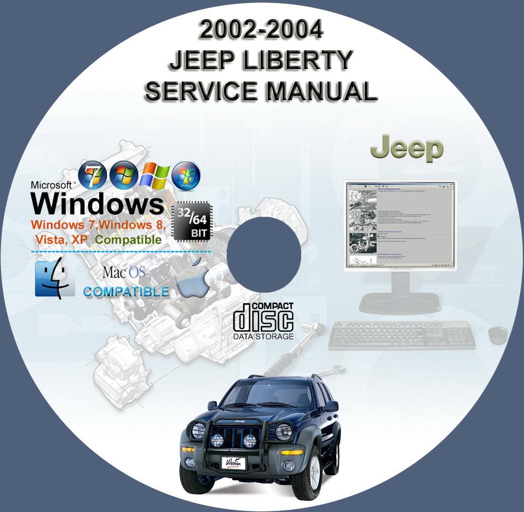 Jeep Liberty 2002