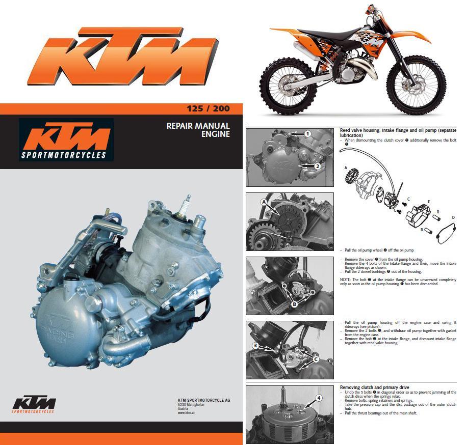 Ktm Hard Parts Catalog