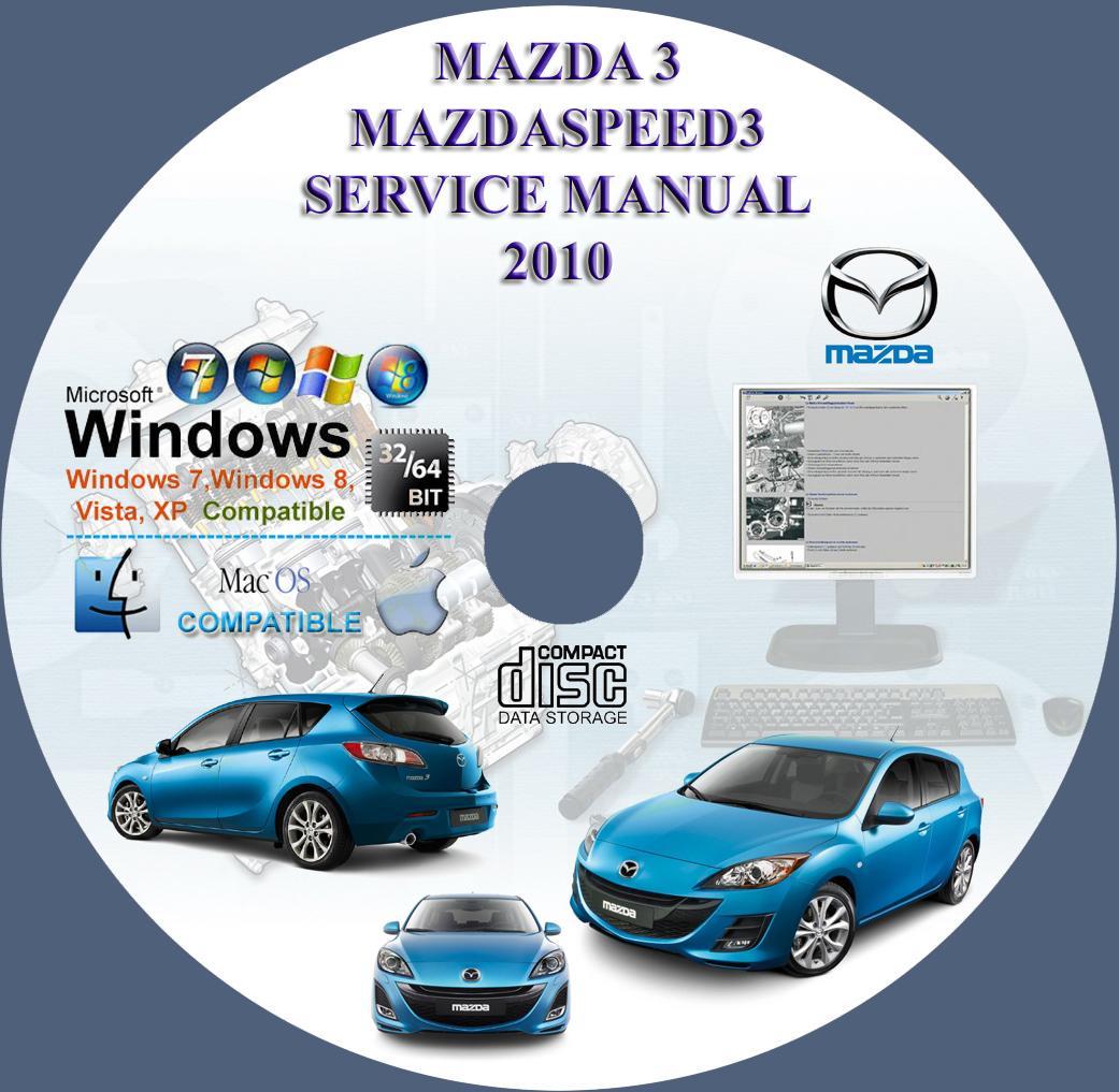 mazda 3 service repair manuals 2009 2012 download full