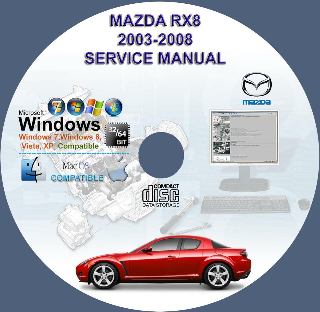 Mazda6 Service Repair Manual On Cd 2014 Mazda 6
